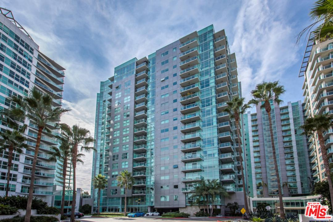 One of Marina Del Rey 2 Bedroom Homes for Sale at 13650 MARINA POINTE Drive