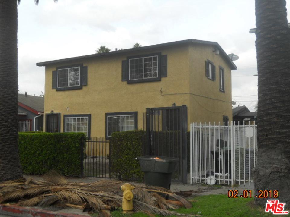 3815 South St Andrews Place Los Angeles, CA 90062