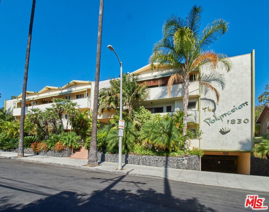 1830 Taft Avenue Los Angeles, CA 90028