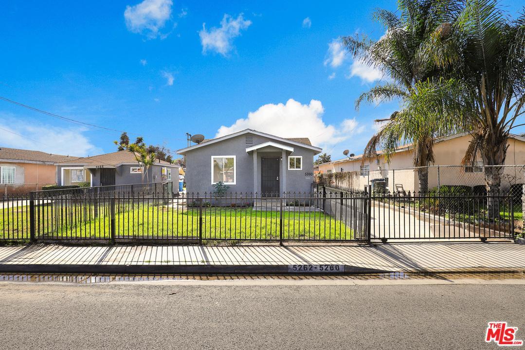 5262 Fostoria Street Cudahy, CA 90201