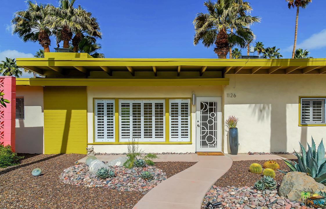 1126 North Riverside Drive Palm Springs, CA 92264