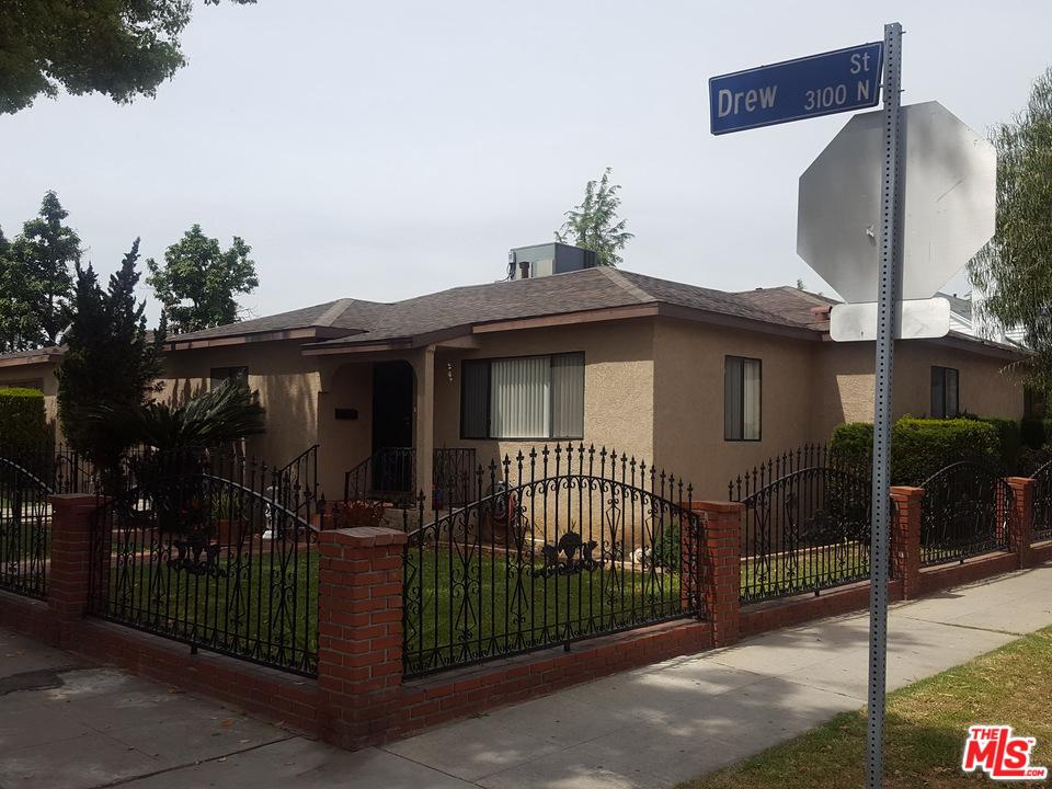 3159 Drew Street Los Angeles, CA 90065