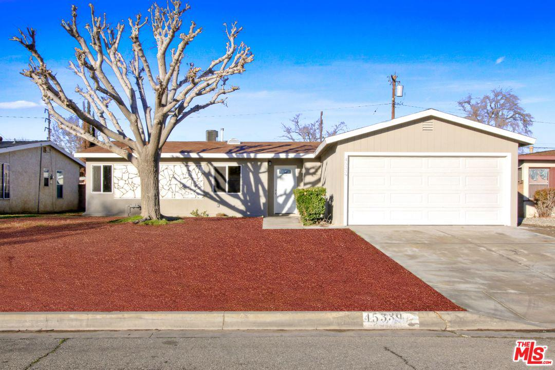 Price Reduced property for sale at 45339 GENOA Avenue, Lancaster California 93534
