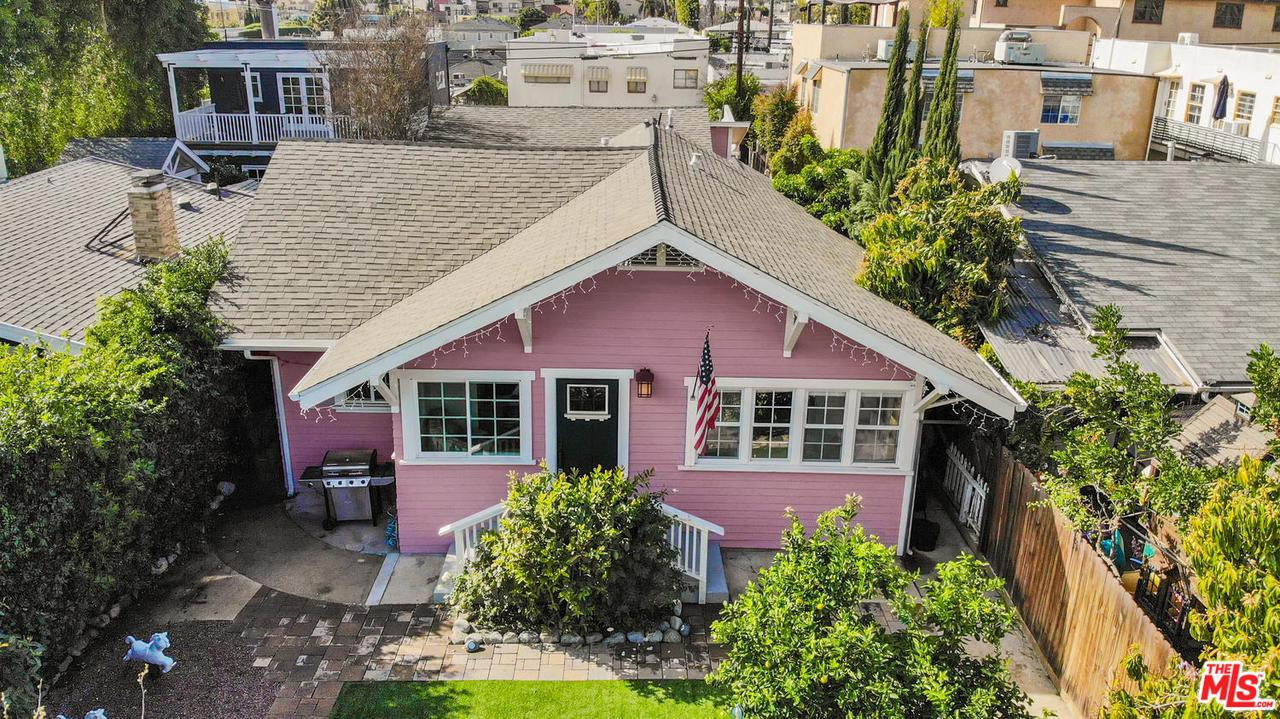 1327 North Mccadden Place Los Angeles, CA 90028