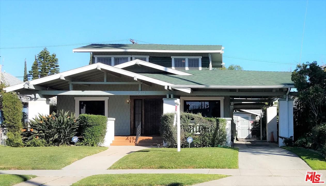2212 West Boulevard Los Angeles, CA 90016