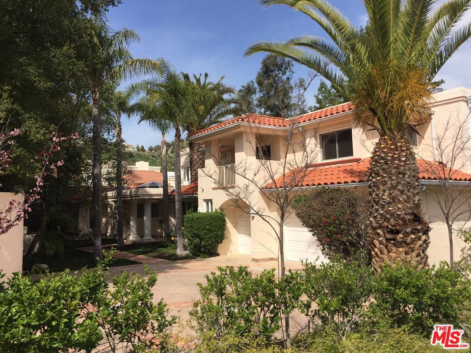 24953 PALMILLA Drive, Calabasas, California