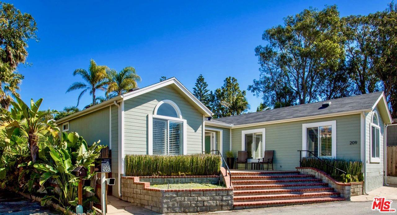 209 Paradise Cove Road Malibu, CA 90265