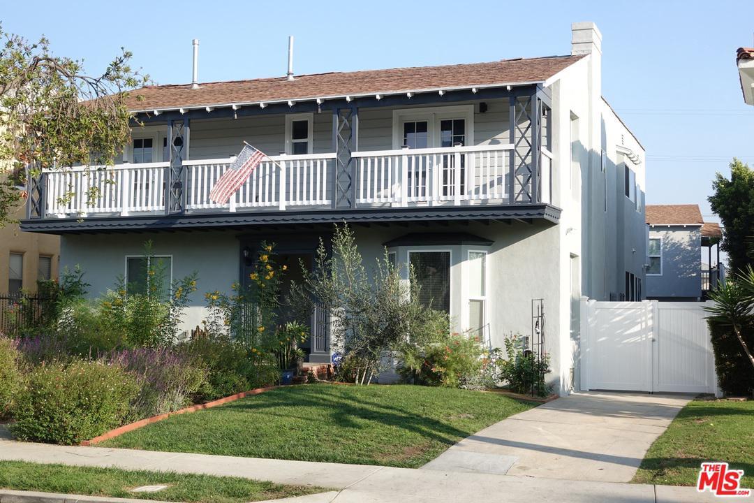 1238 South Burnside Avenue Los Angeles, CA 90019