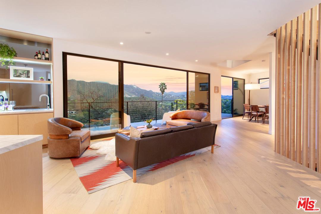 6876 PACIFIC VIEW Drive, Hollywood Hills, California