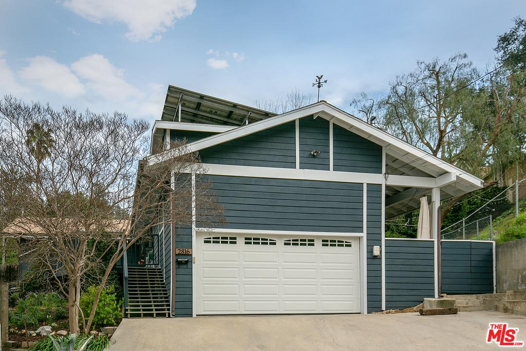 2816 EL ROBLE Drive, one of homes for sale in Eagle Rock