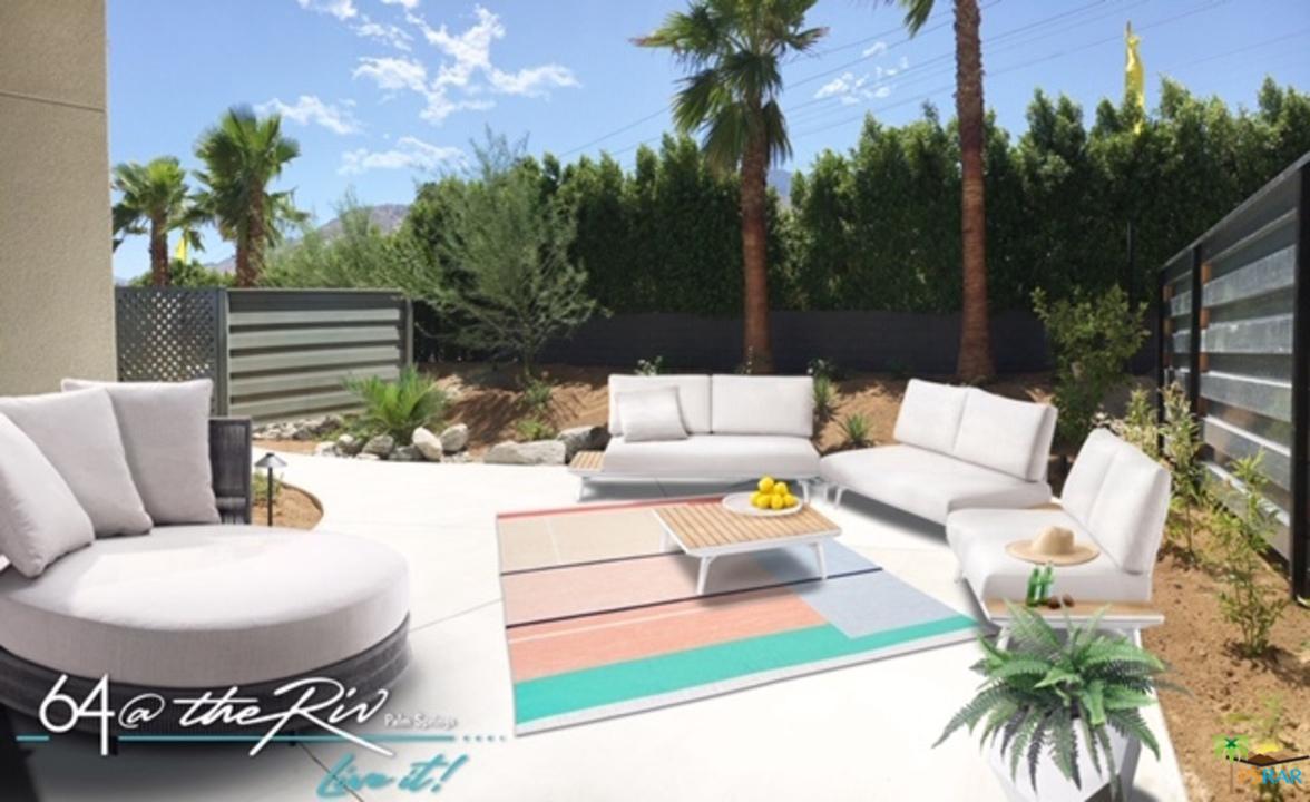 102 The Riv Palm Springs, CA 92262