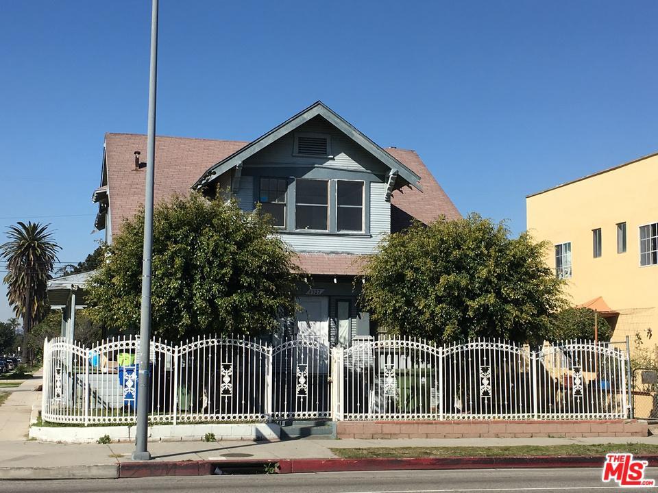4527 South Normandie Avenue Los Angeles, CA 90037