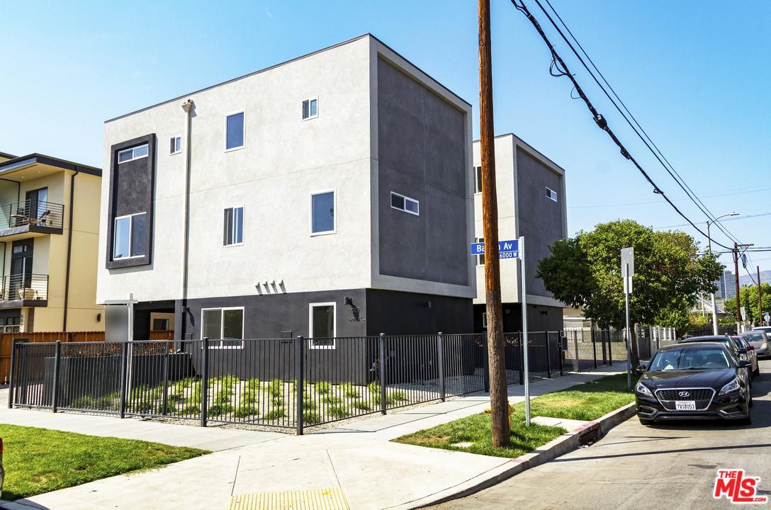 6003 Barton Avenue Los Angeles, CA 90038