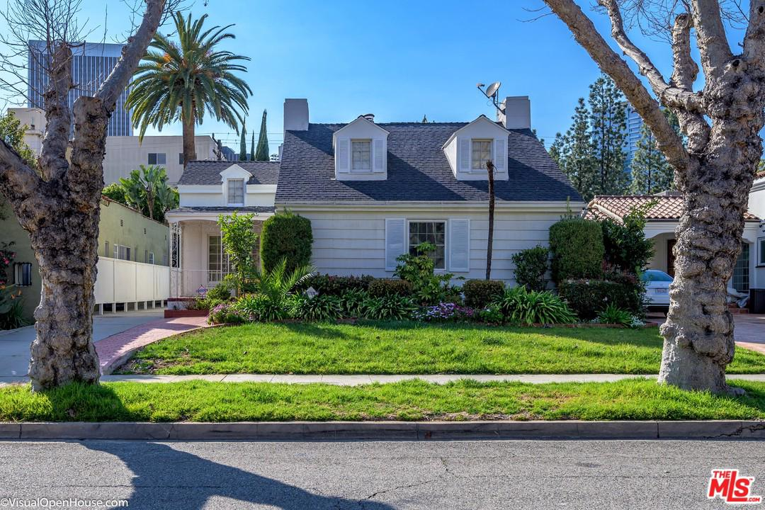 325 South LINDEN Drive, Beverly Hills, California