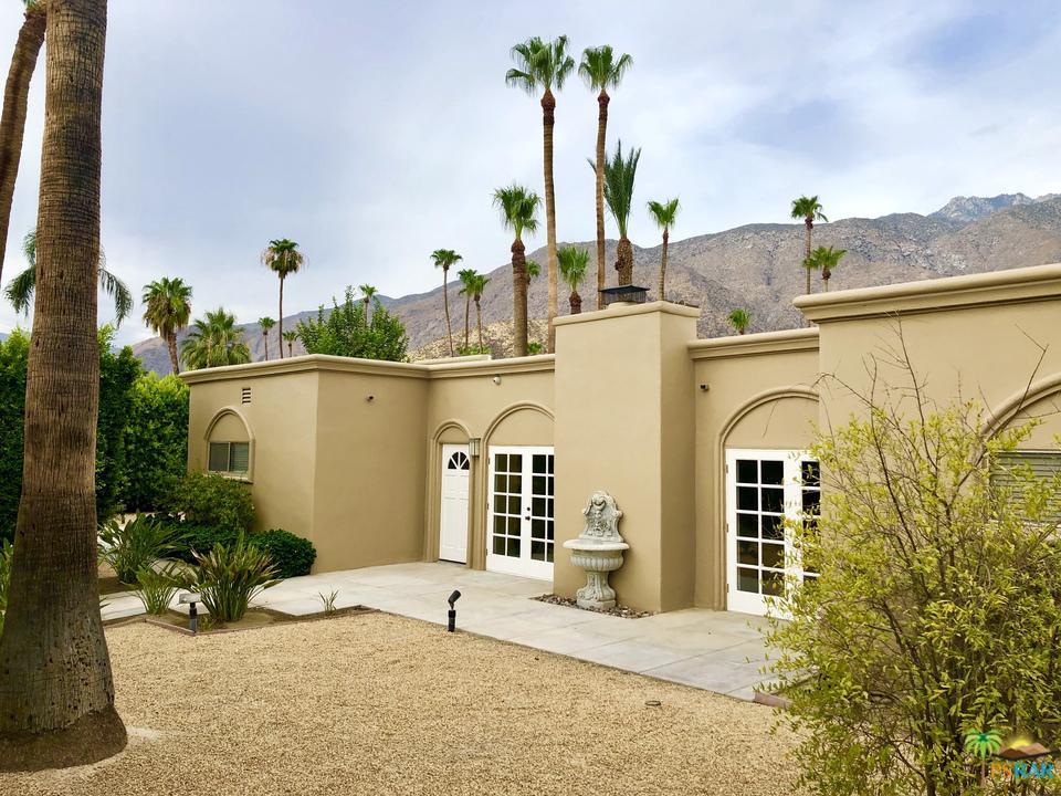 971 North Avenida Olivos Palm Springs, CA 92262