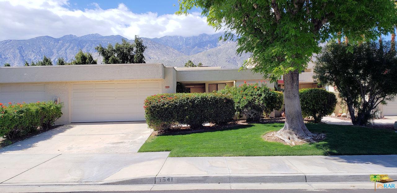 1541 South Cerritos Drive Palm Springs, CA 92264