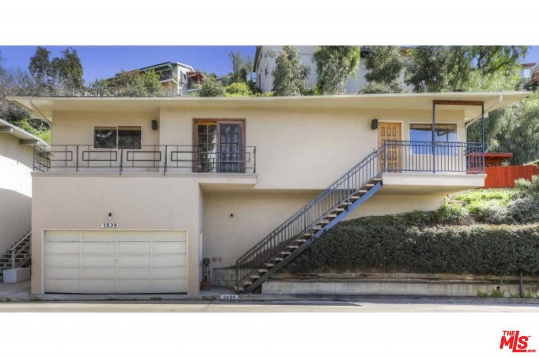 3828 Toland Way Los Angeles, CA 90065