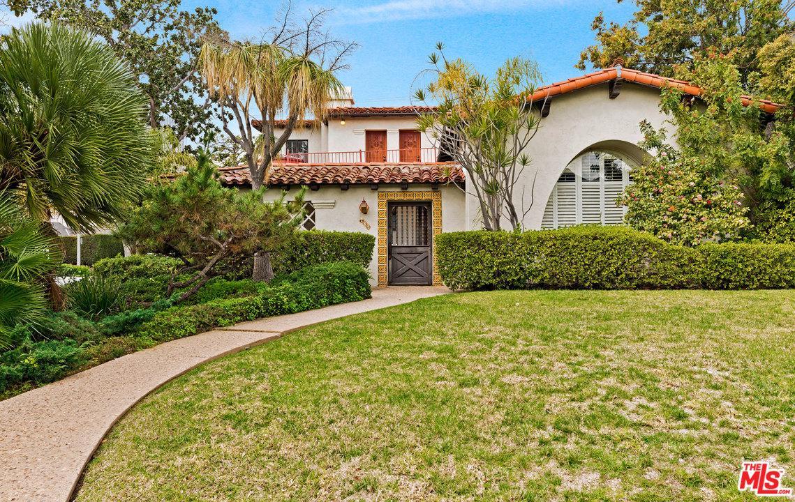 265 South ROXBURY Drive, Beverly Hills, California