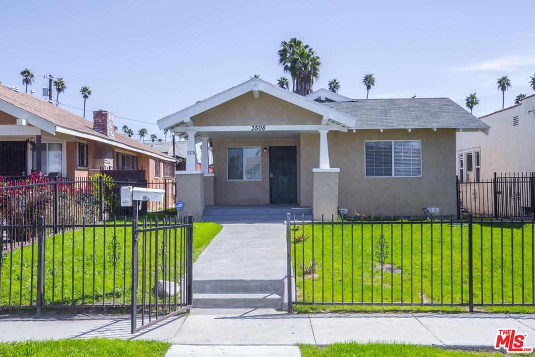 3508 5th Avenue Los Angeles, CA 90018