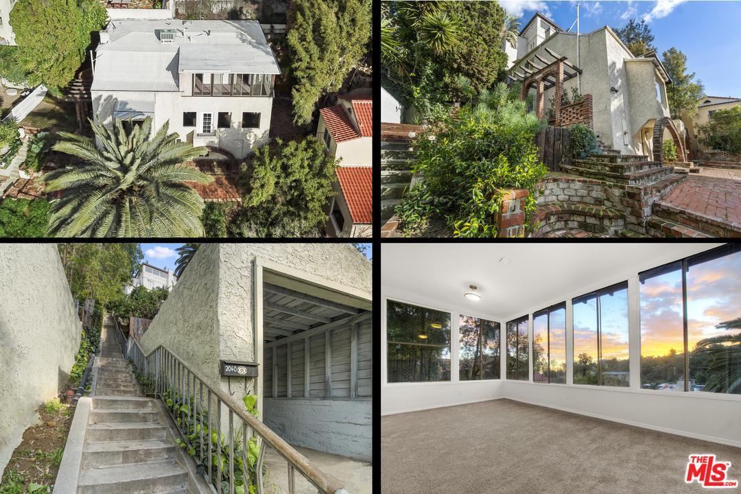 2040 North LAS PALMAS Avenue, Hollywood Hills, California