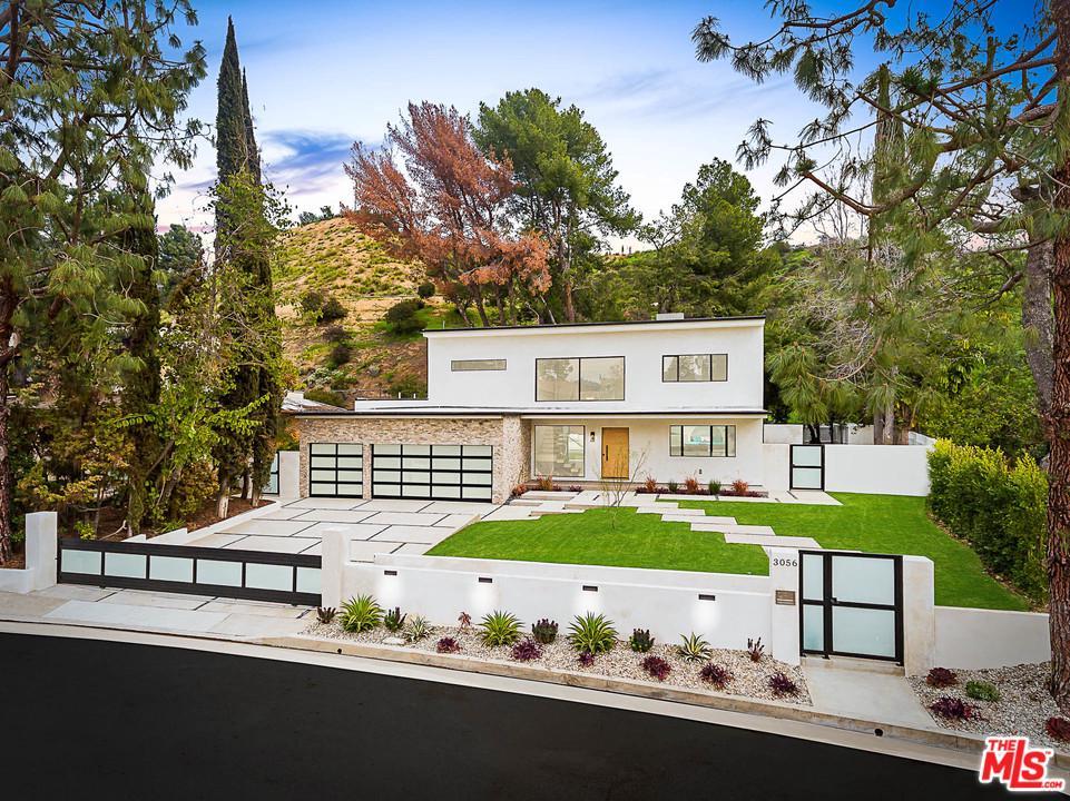 3056 ARROWHEAD Drive, Hollywood Hills, California