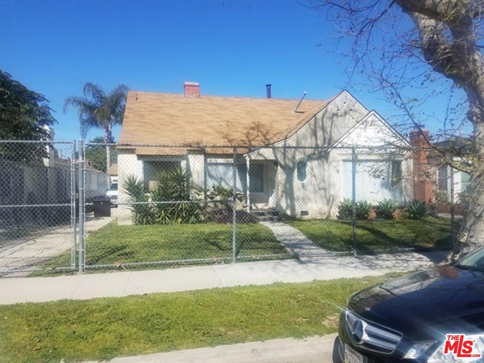 3939 Wellington Road Los Angeles, CA 90008