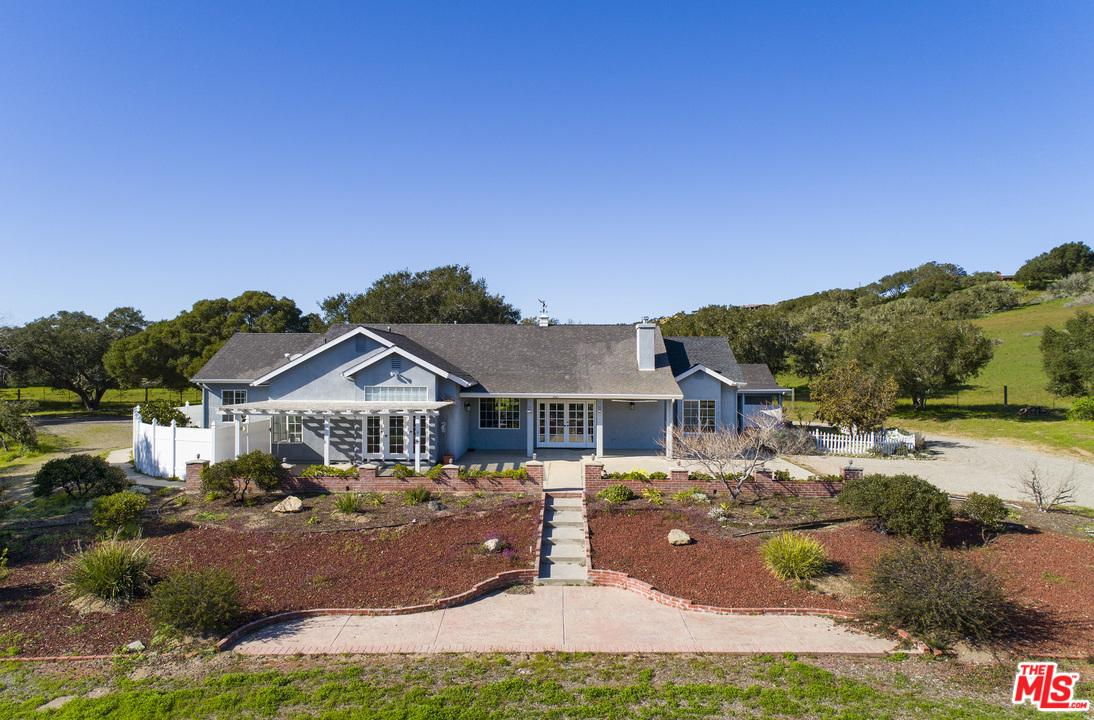 2425 CEBADA CANYON Road, Lompoc, California