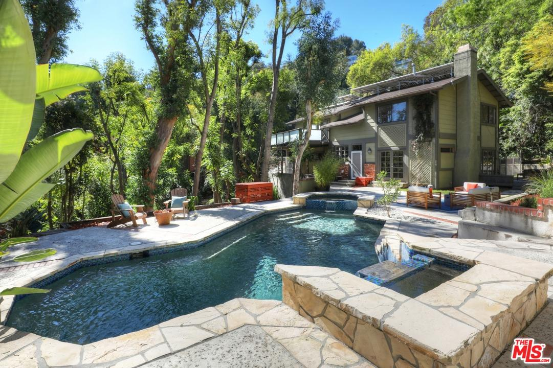 7339 CAVERNA Drive, Hollywood Hills in Los Angeles County, CA 90068 Home for Sale