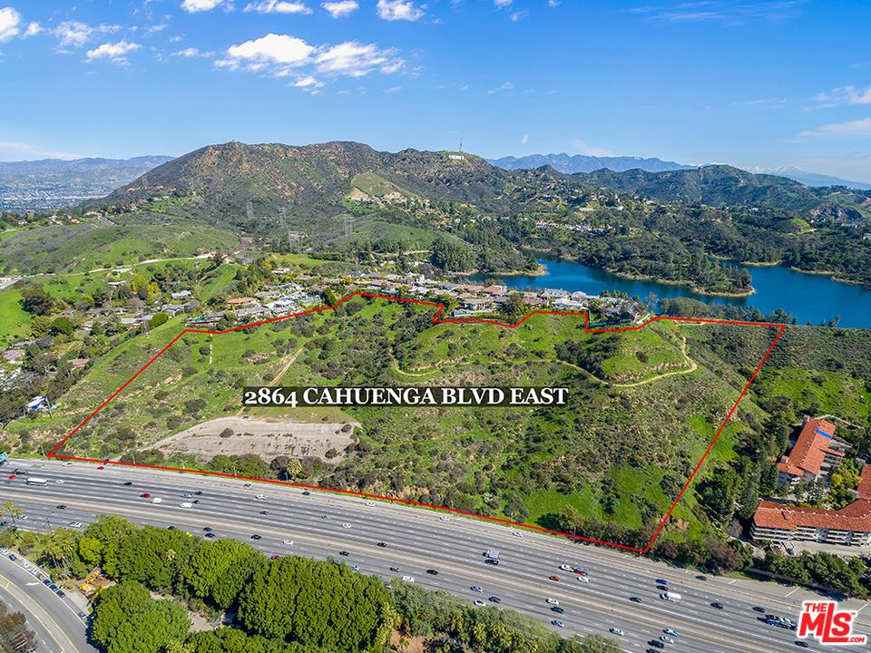 2864 CAHUENGA Boulevard, Hollywood Hills, California