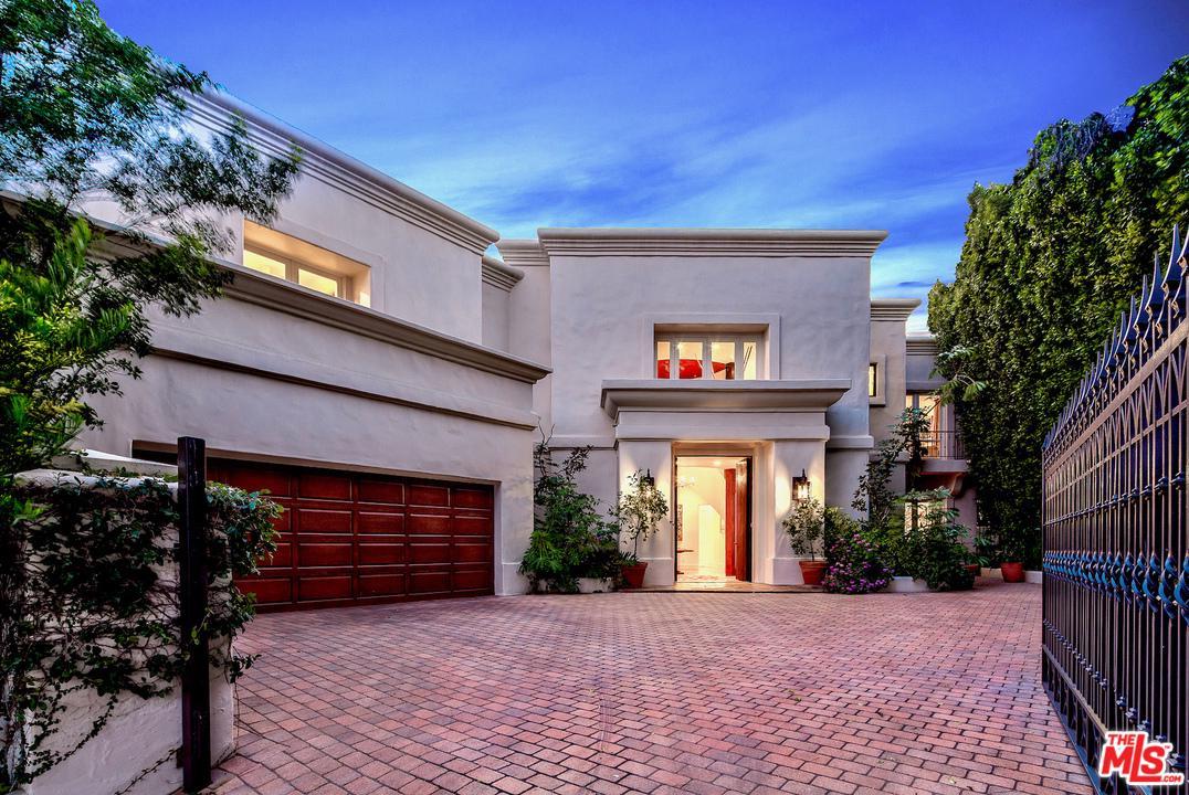 1571 TOWER GROVE Drive, Beverly Hills, California