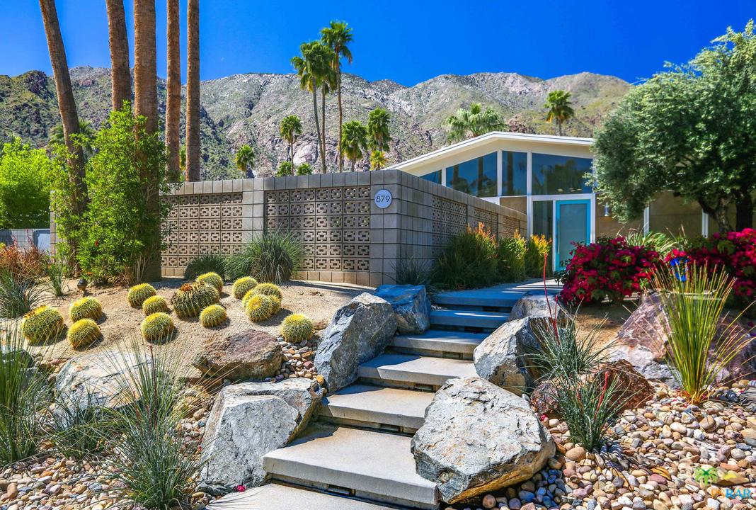 879 North Via Monte Vista Vista Palm Springs, CA 92262