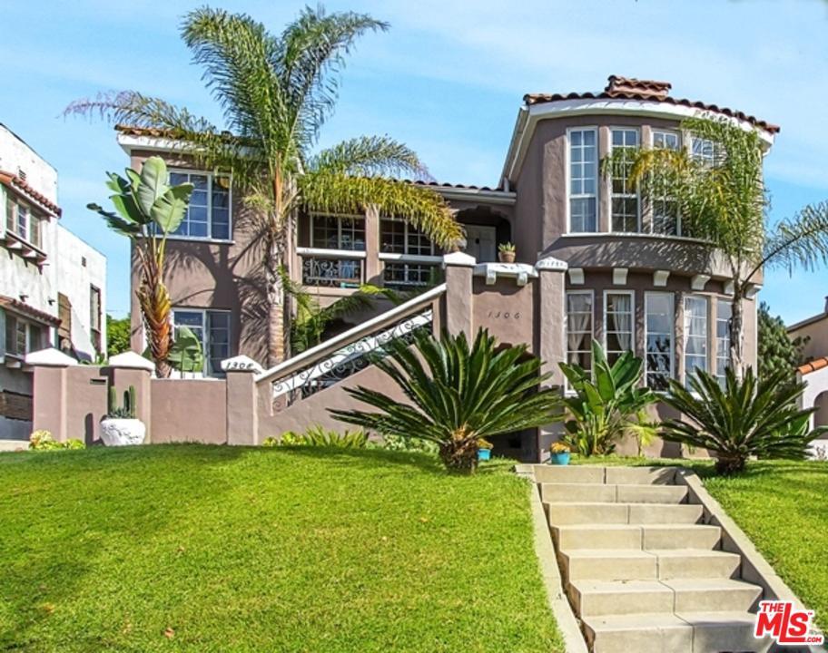 1306 South Longwood Avenue Los Angeles, CA 90019