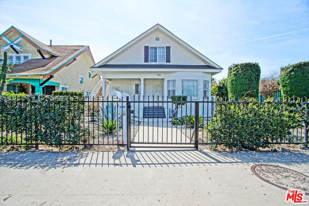 1126 West Vernon Avenue Los Angeles, CA 90037