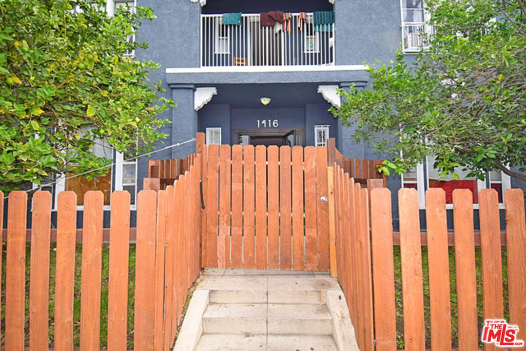 1416 North Kenmore Avenue Los Angeles, CA 90027