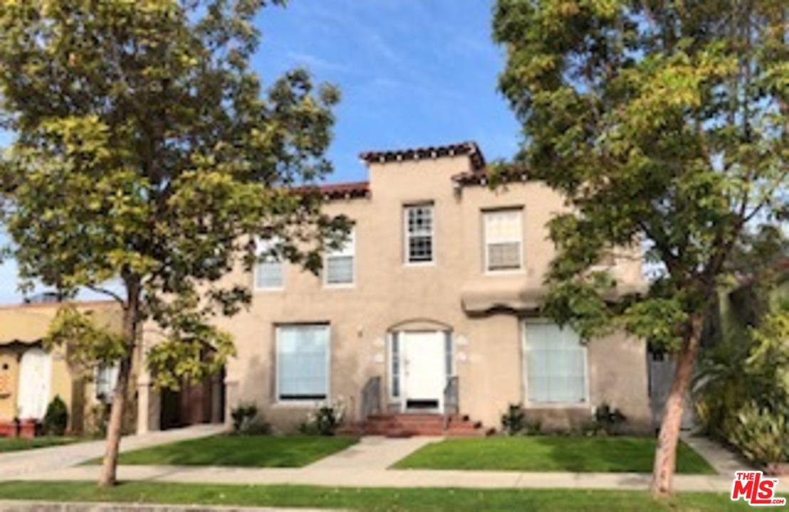 2211 South Palm Grove Avenue Los Angeles, CA 90016
