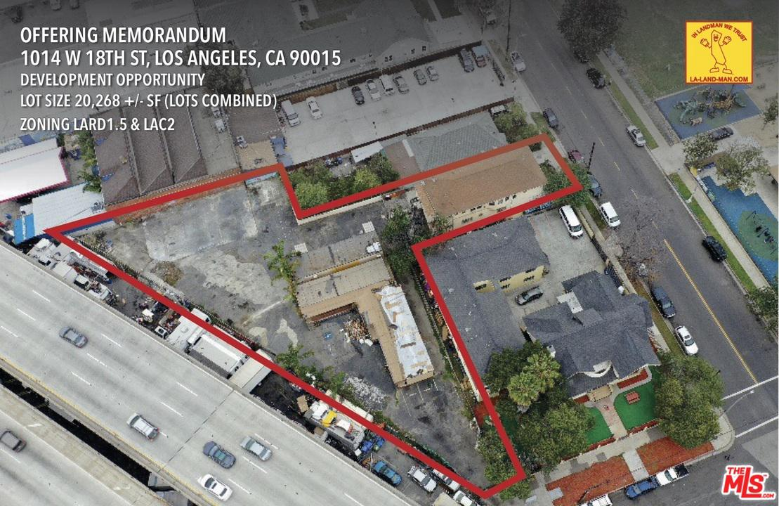 1016 West 18th Street Los Angeles, CA 90015