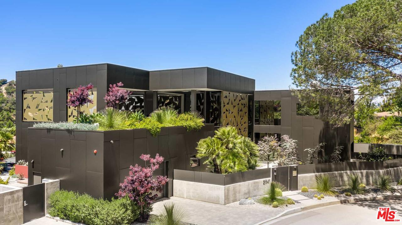 2341 GLOAMING Way, Beverly Hills in Los Angeles County, CA 90210 Home for Sale
