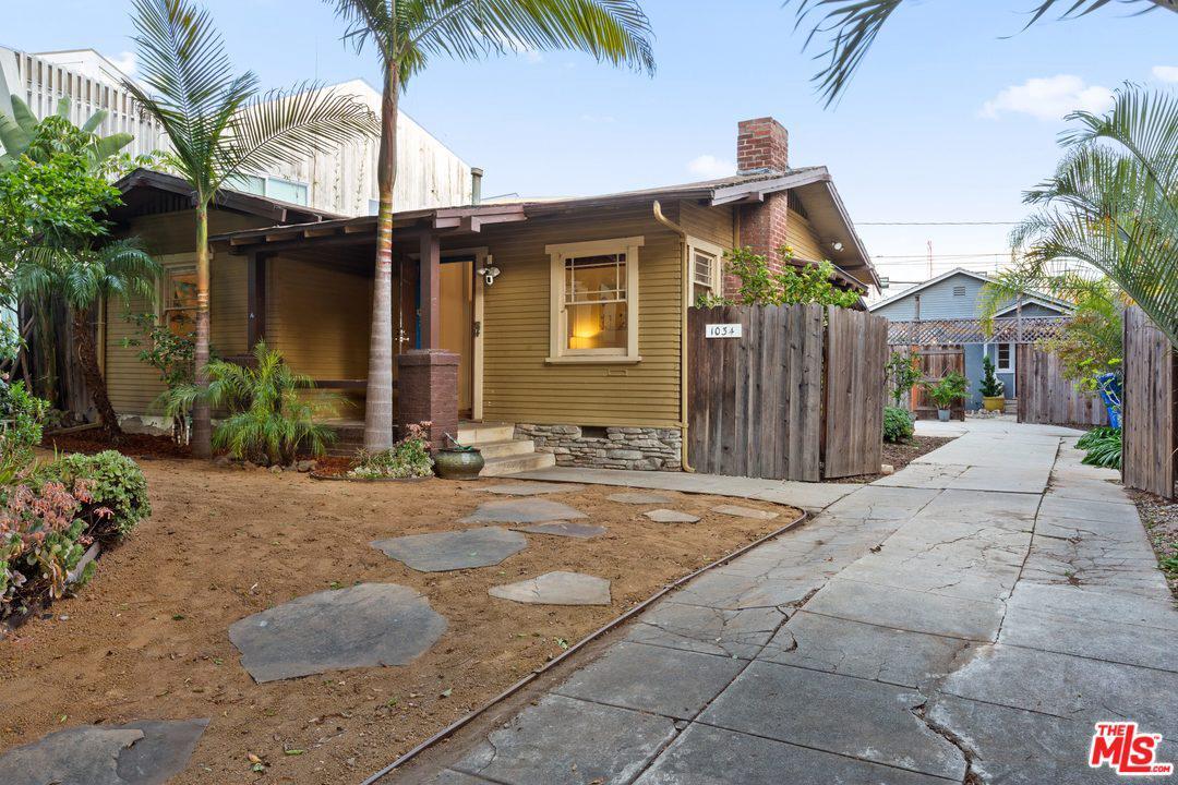 1034 Bay Street Santa Monica, CA 90405