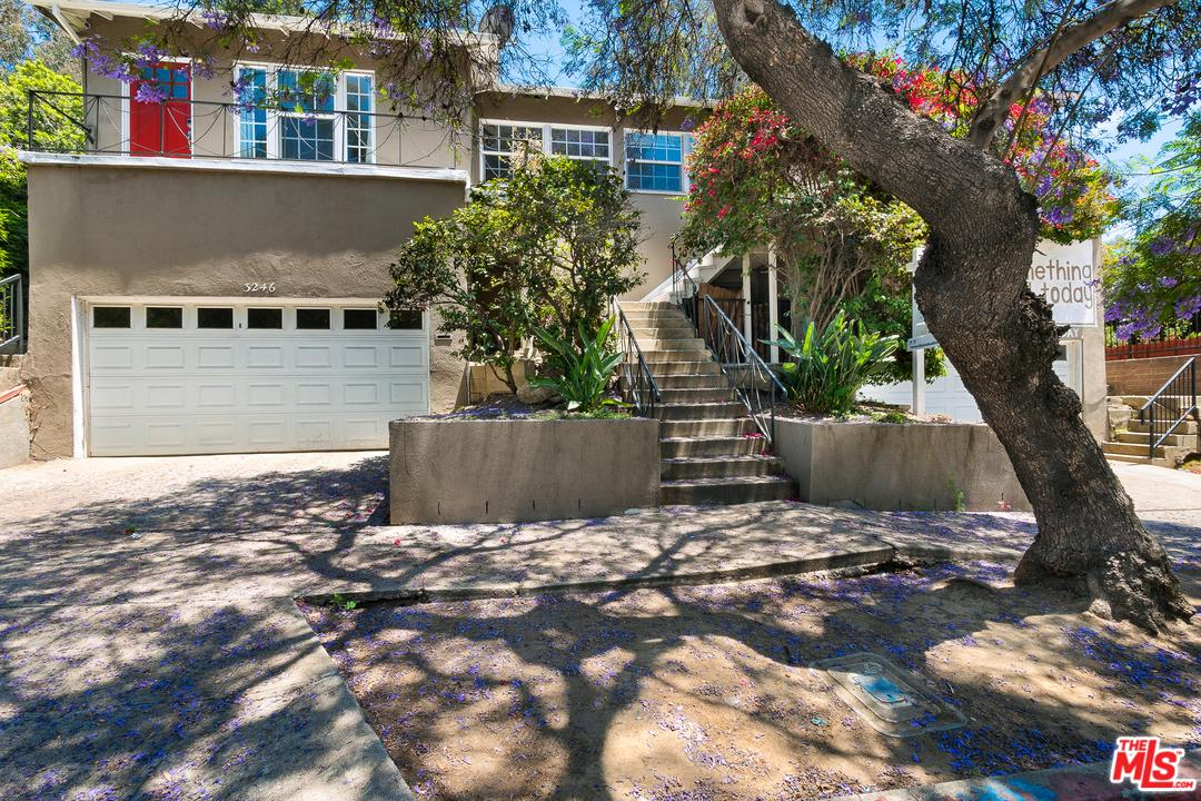 3244 BARHAM, Hollywood Hills in Los Angeles County, CA 90068 Home for Sale
