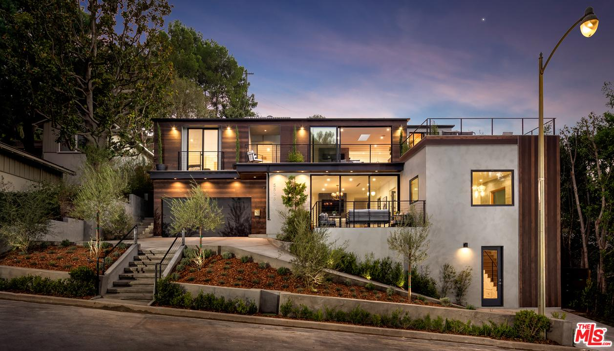 5538 GREEN OAK Drive, Hollywood Hills, California