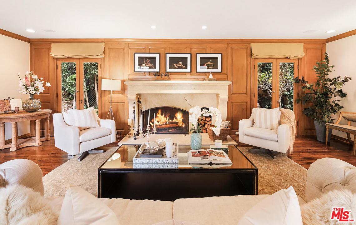 One of Bel Air 5 Bedroom Homes for Sale at 966 STONE CANYON Road