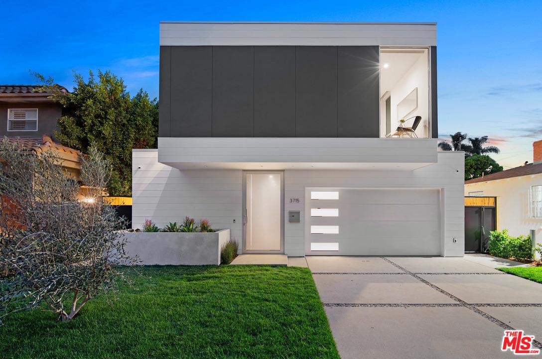 3715 Meier Street Los Angeles, CA 90066