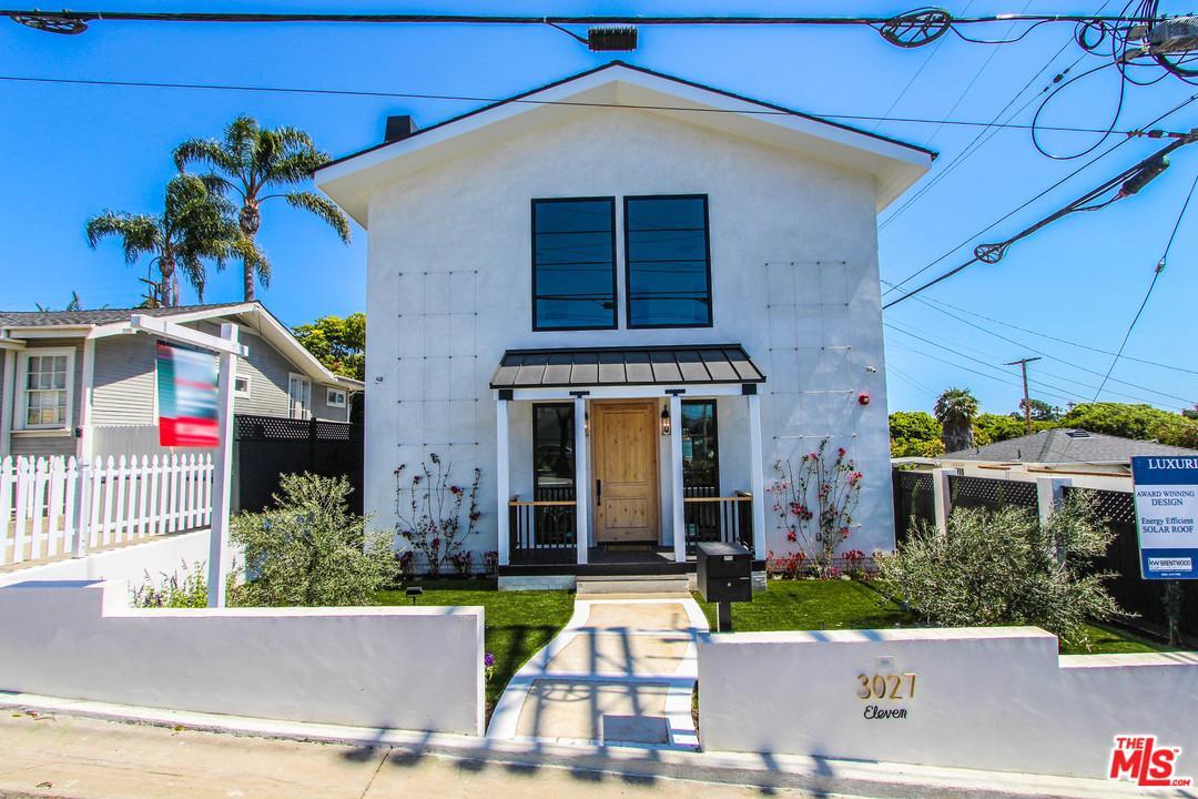 3027 11th Street Santa Monica, CA 90405
