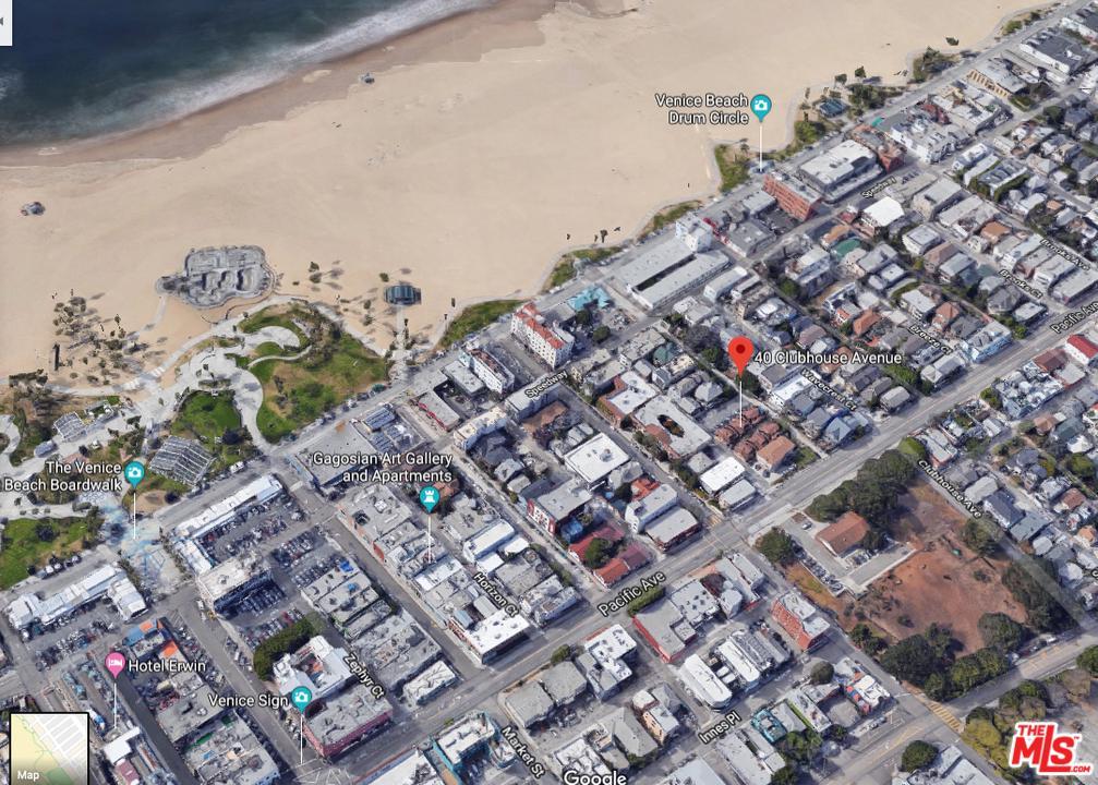 40 Clubhouse Avenue Venice, CA 90291