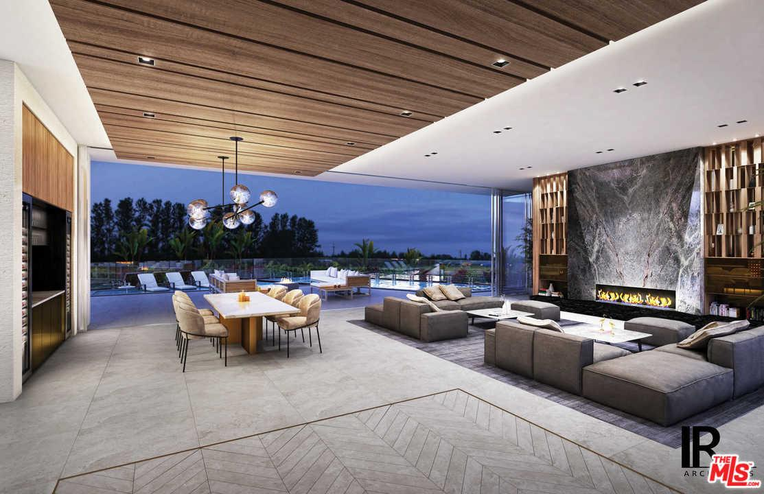 460 CASTLE Place, one of homes for sale in Beverly Hills