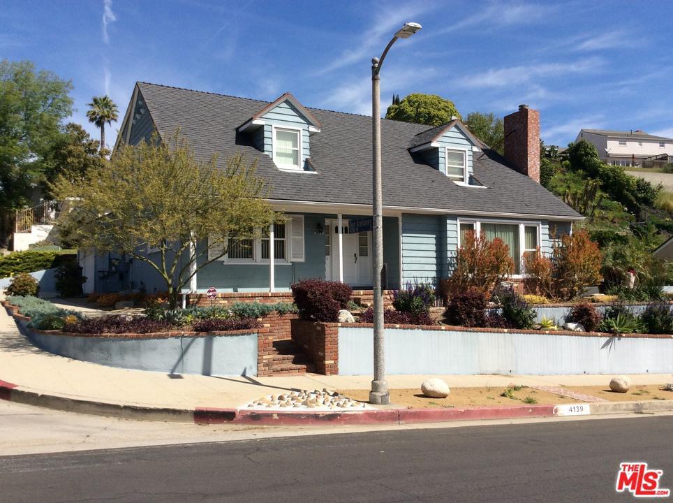 4139 Don Felipe Drive Los Angeles, CA 90008
