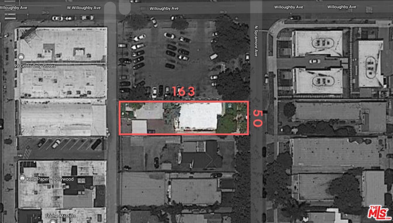 849 North Sycamore Avenue Los Angeles, CA 90038