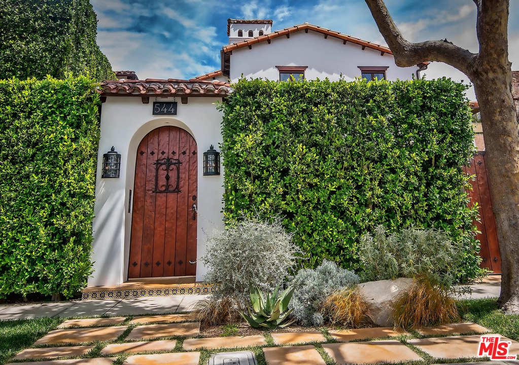 544 North Crescent Heights Los Angeles, CA 90048