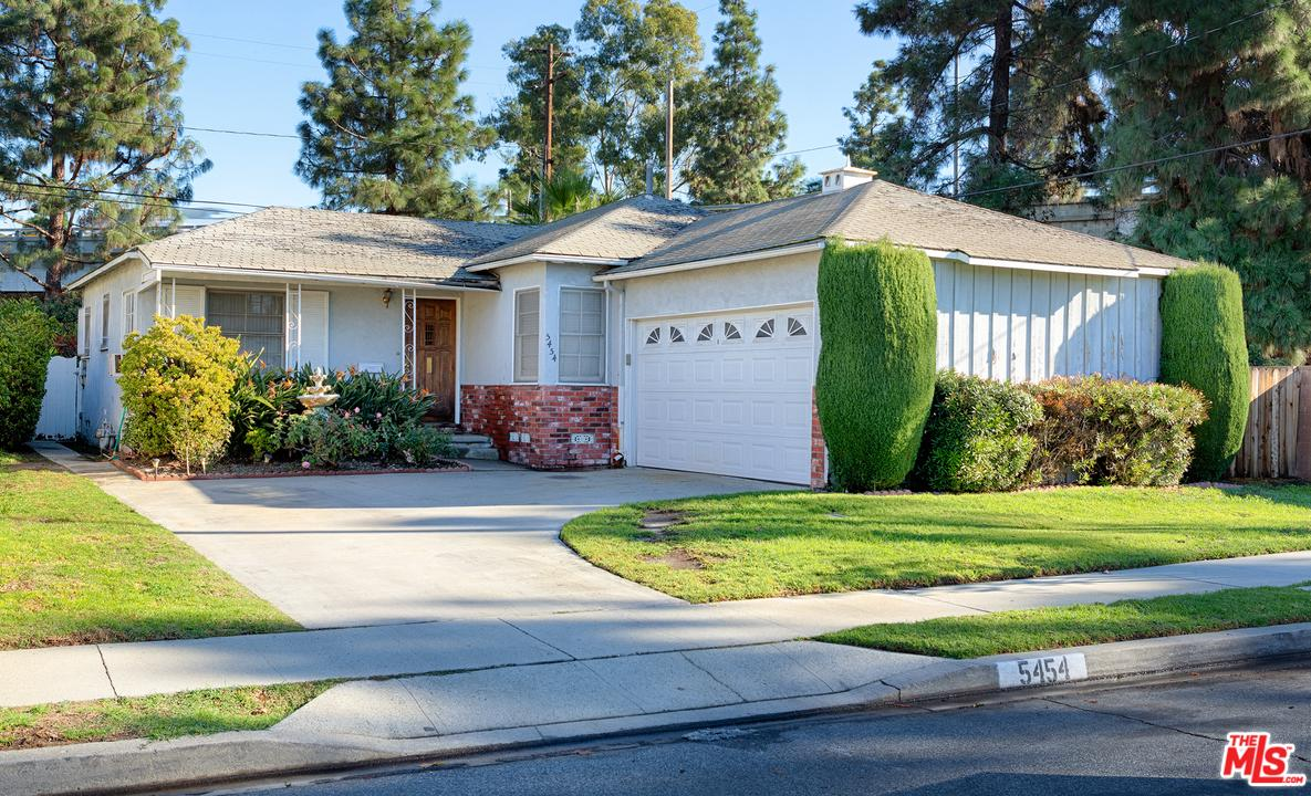 5454 SELMARAINE Drive, Culver City, California