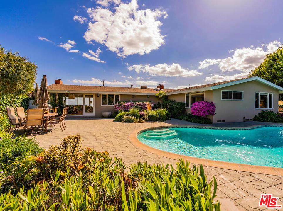 New Listings property for sale at 1170 EL MEDIO Avenue, Pacific Palisades California 90272